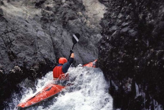 Tsunami Rangers Kayaking Ocean Rock Gardens