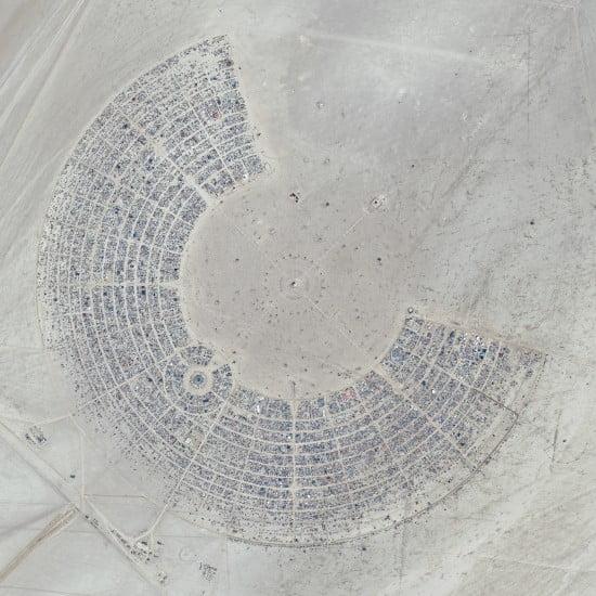 BRC from satellite