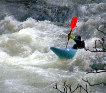 Ogwen Bank Falls - photo by Robin Jones