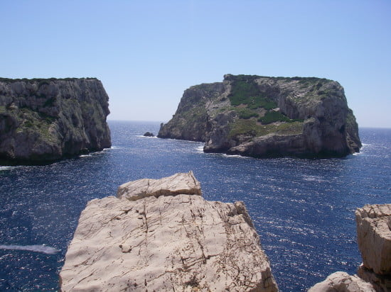 Last day hike back of Capo Caccia