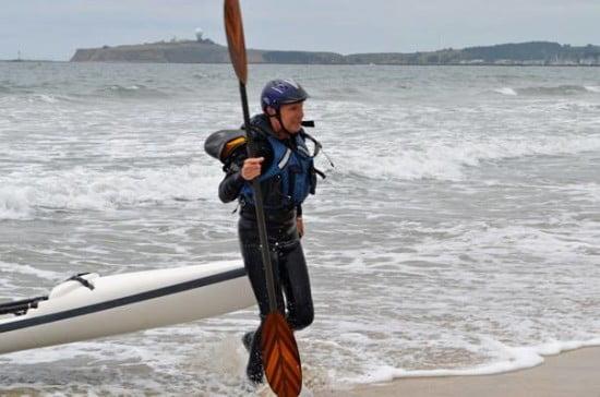 Tsunami Ranger Steve King coming in.