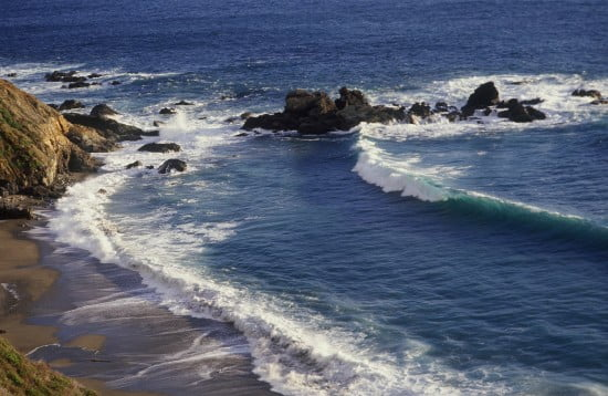 Big Sur. Would you surf this wave?