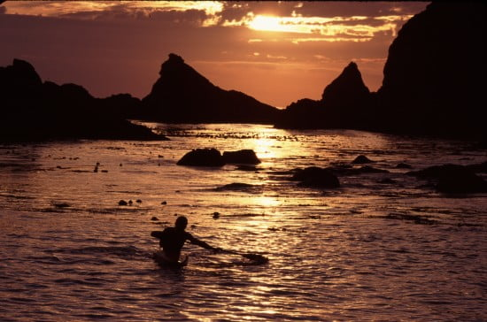 S. Oregon coast. PIctured: TR Dennis Kuhr