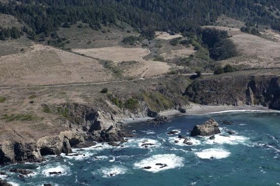 Thunder Cove - estimate your path through this rock garden