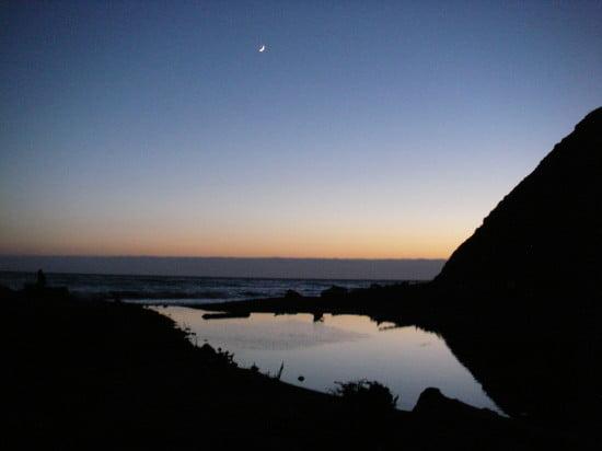 Moonrise at Cooskie