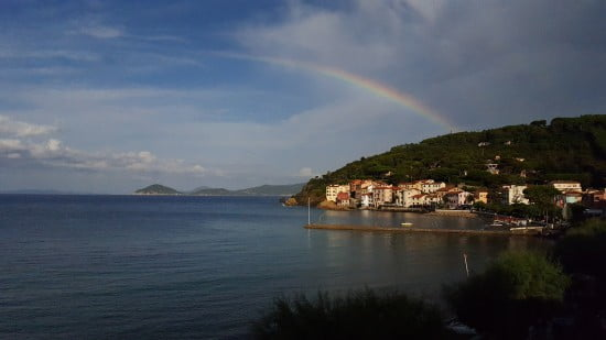 Find the end of your rainbow in Elba!