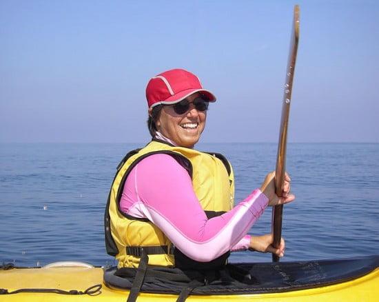 Barbara in Elba, 2006