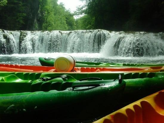 Mreznicz River, Croatia