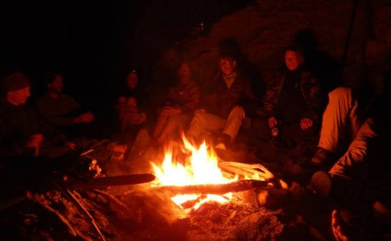 Campfire classic