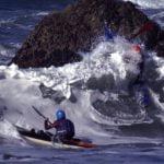 Breaking the wave barrier, Sniveler's row