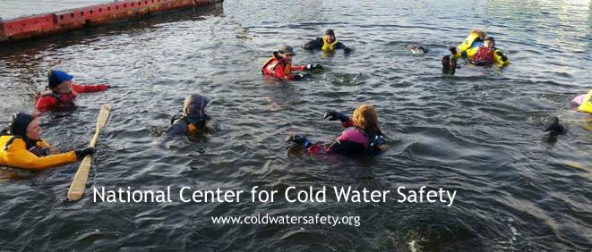 Alert! Help the Paddling Community Save Lives With the COLD WATER SAFETY FUNDRAISING DRIVE