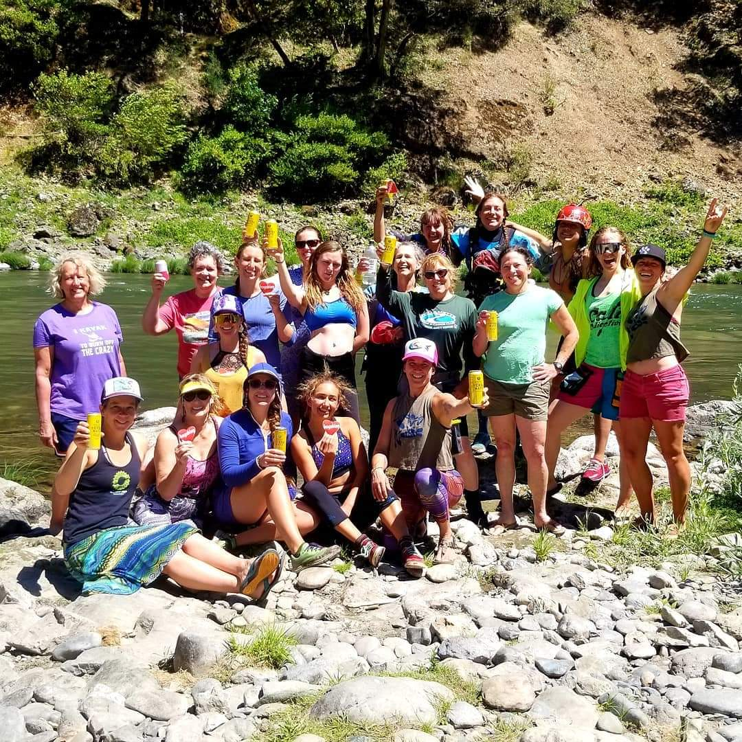 Whitewater of Jefferson State  - Two Clinics With CWWC Part One