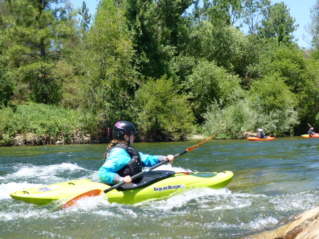 Whitewater of Jefferson State With CWWC Part Two