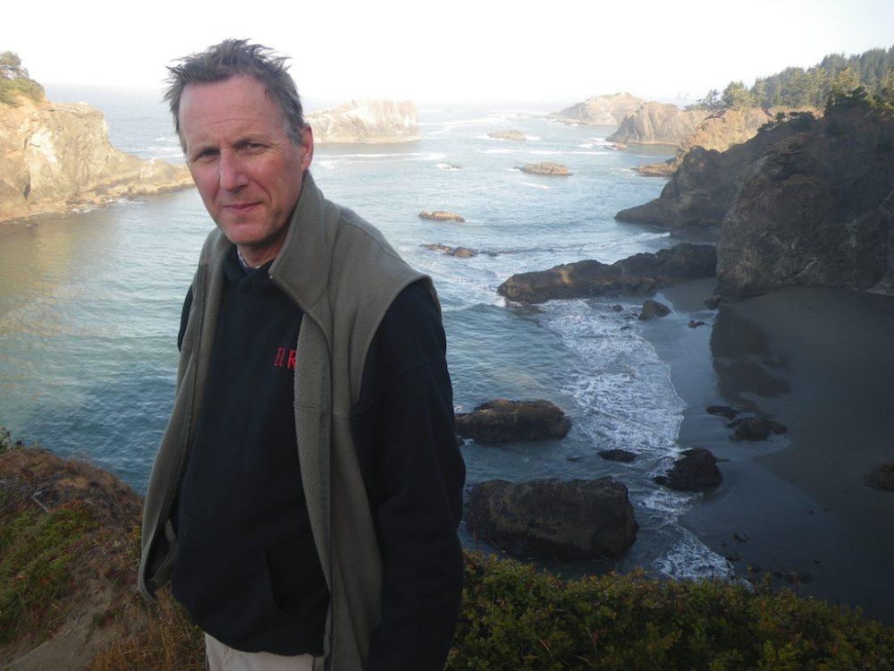 El Rey on retreat in Oregon 2009