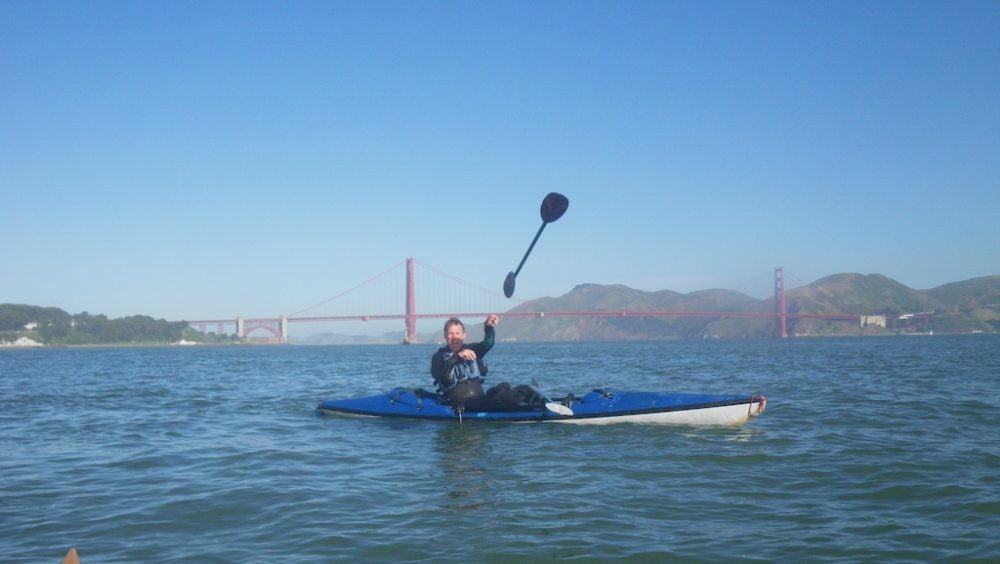 Positive vibes - El Rey in San Francisco Bay 2008