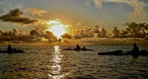 Dawn on the Sea of Cortez