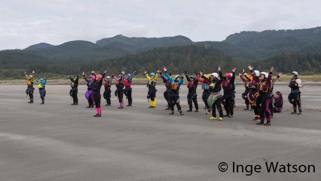 Salute the Sea! Propitiating the Ocean for Enhanced Sea Kayaking