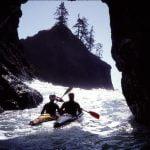 A cave is a door to adventure